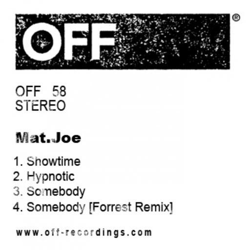 Mat.Joe альбом Showtime EP