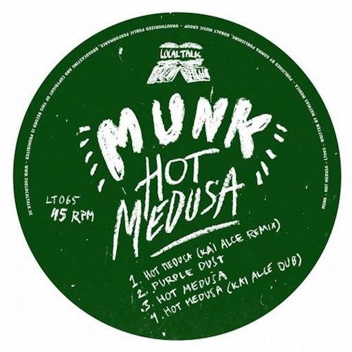 Munk альбом Hot Medusa