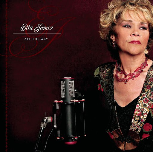 Etta James альбом All The Way