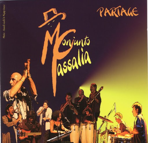 Conjunto Massalia альбом Partage
