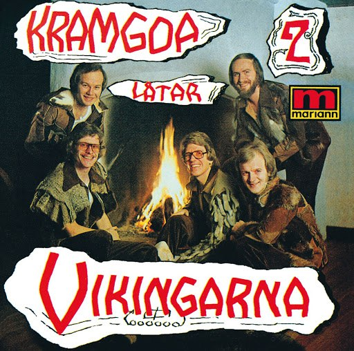 Vikingarna альбом Kramgoa låtar 2