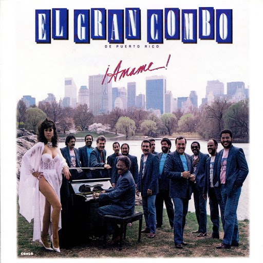 El Gran Combo de Puerto Rico альбом ¡Amame!