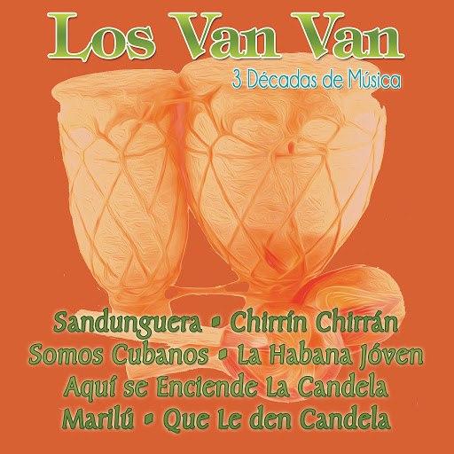 Los Van Van альбом 3 Decadas de Musica