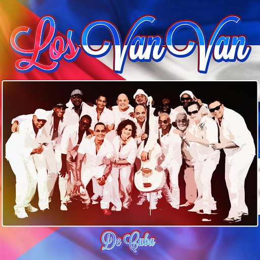 Los Van Van альбом Los Van Van - De Cuba