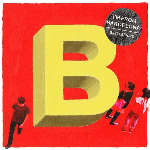 I'm from Barcelona альбом Battleships