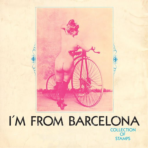 I'm from Barcelona альбом Collection Of Stamps