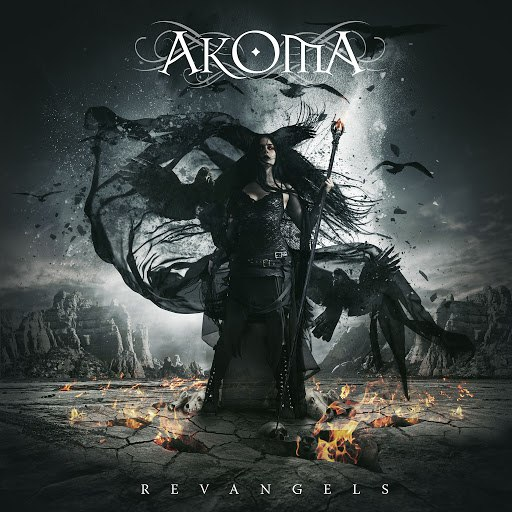 Akoma альбом Revangels