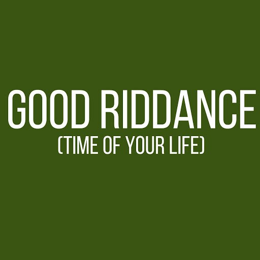 Amasic альбом Good Riddance (Time of Your Life)