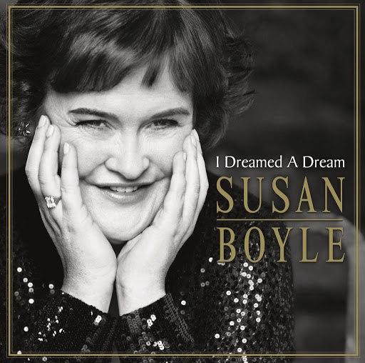 Susan Boyle альбом I Dreamed A Dream