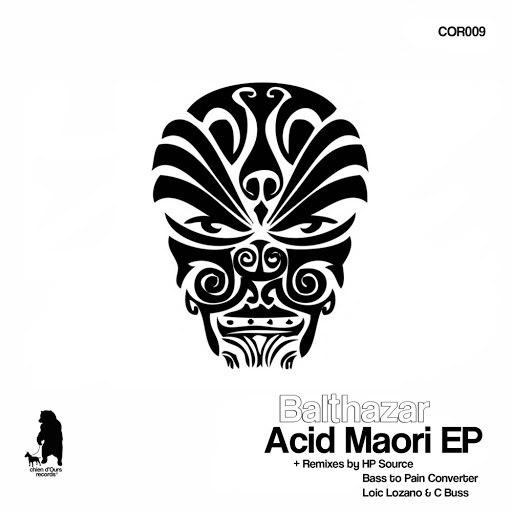 Balthazar альбом Acid Maori EP