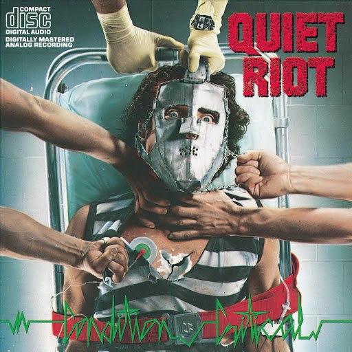 Quiet Riot альбом Condition Critical