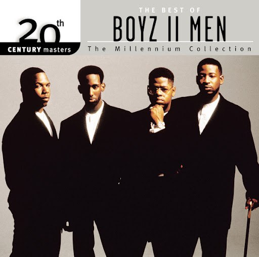 Boyz II Men альбом The Best Of Boyz II Men 20th Century Masters The Millennium Collection