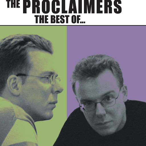 The Proclaimers альбом The Best Of The Proclaimers