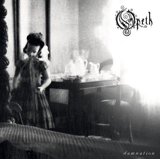 Opeth альбом Damnation