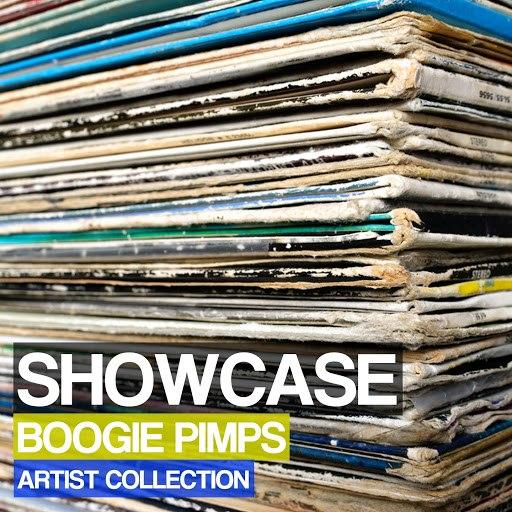 Boogie Pimps альбом Showcase (Artist Collection)