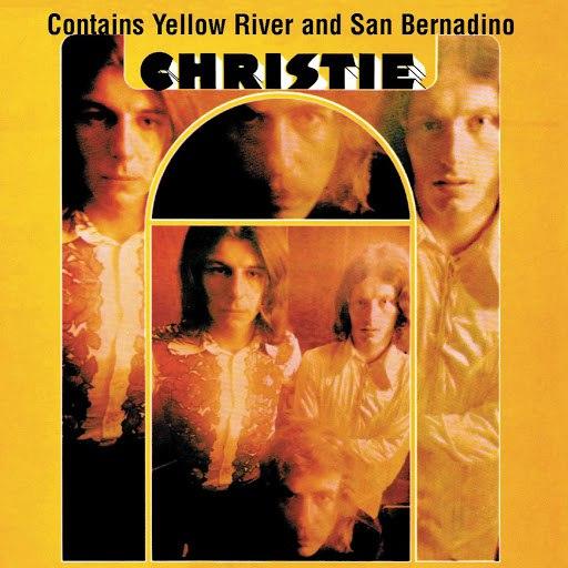 CHRISTIE альбом Christie