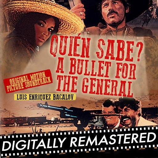 Luis Bacalov альбом Quién Sabe? - A Bullet for The General (Original Motion Picture Soundtrack)