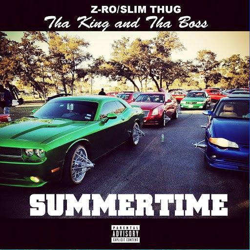 Slim Thug альбом Summertime