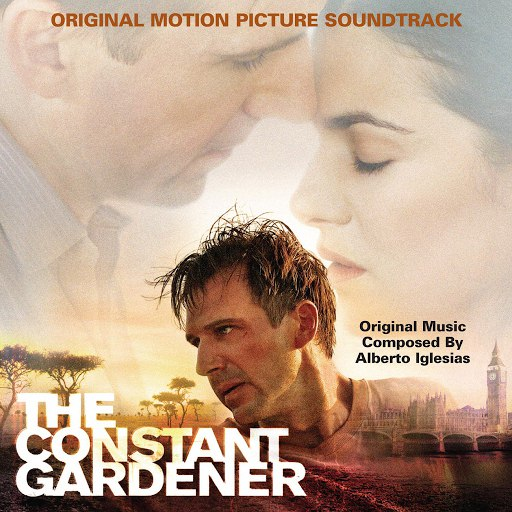 Alberto Iglesias альбом Constant Gardener [Original Motion Picture Soundtrack]