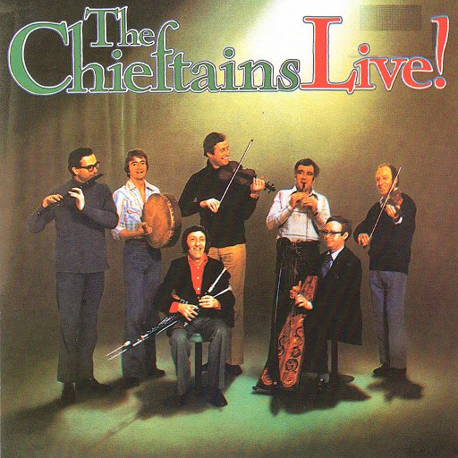Альбом The Chieftains Live! (Live)