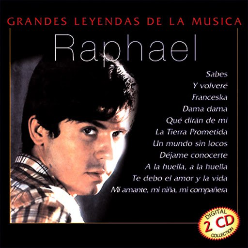 Raphael альбом Raphael