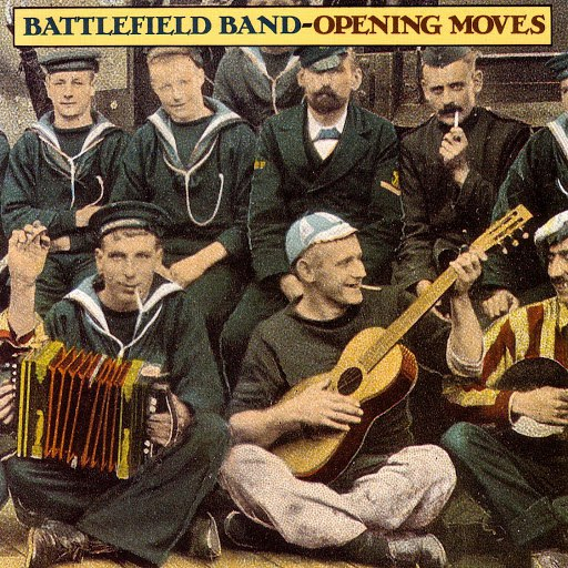 Battlefield Band альбом Opening Moves