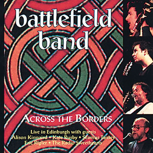 Battlefield Band альбом Across The Borders