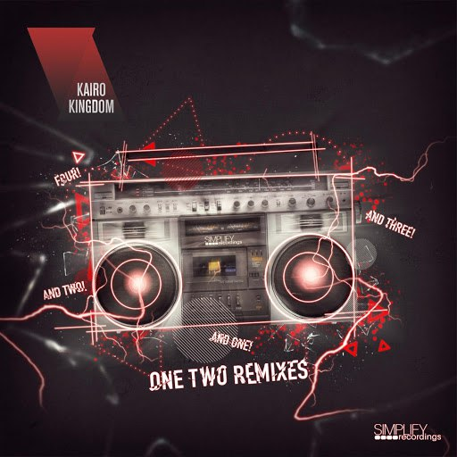 Kairo Kingdom альбом One Two Remixes