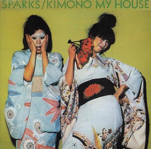 Sparks альбом Kimono My House