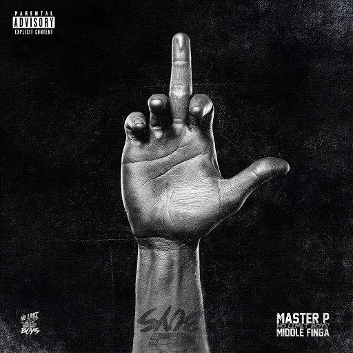 Master P альбом Middle Finga (feat. No Limit Boys)