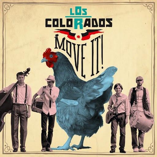 Los Colorados альбом Move It