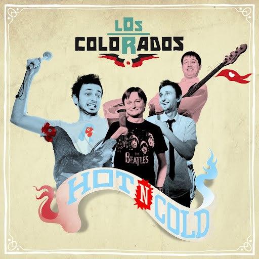 Los Colorados альбом Hot N Cold