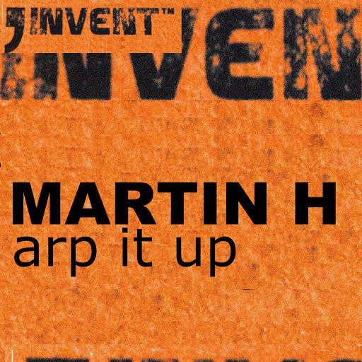 Martin H альбом Arp It Up