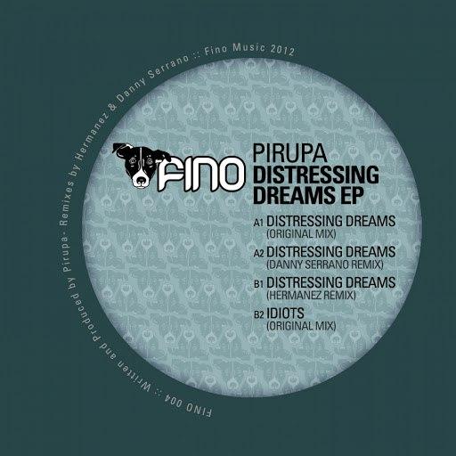 Pirupa альбом Distressing Dreams