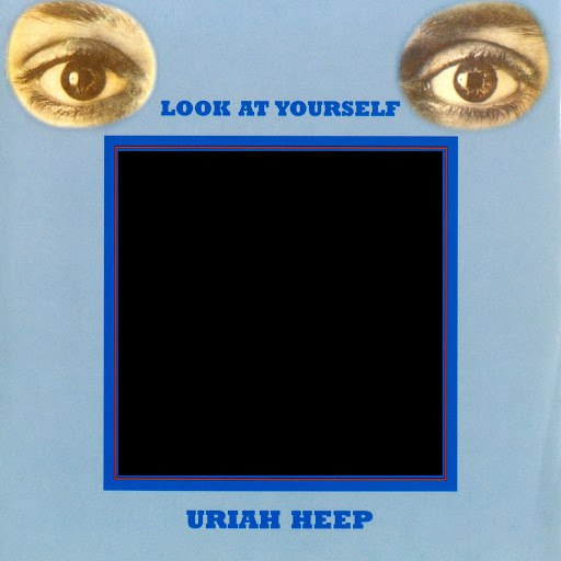 Uriah Heep альбом Look At Yourself