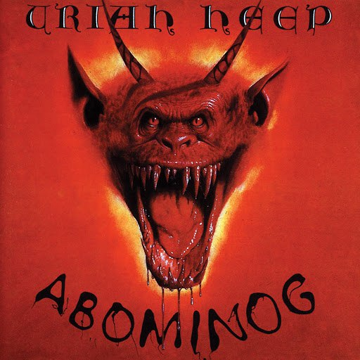 Uriah Heep альбом Abominog (Deluxe Edition)