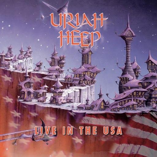 Uriah Heep альбом Live in the USA