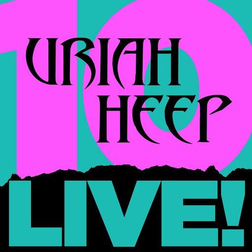 Uriah Heep альбом 10 Live!