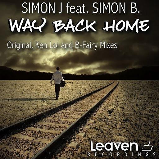 Simon J альбом Way Back Home (feat. Simon B.)