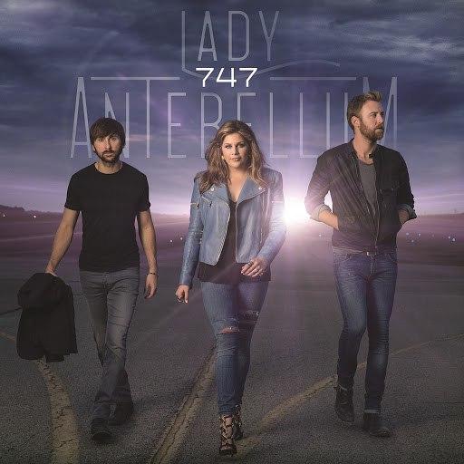 Lady Antebellum альбом 747