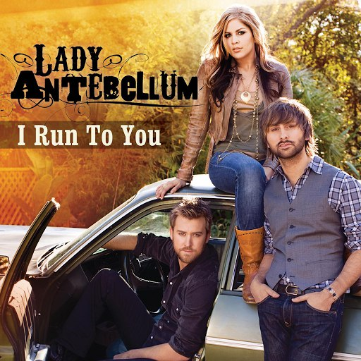 Lady Antebellum альбом I Run To You (Acoustic) (Live)