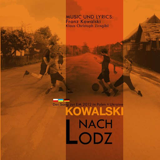 Kowalski альбом Nach Lodz