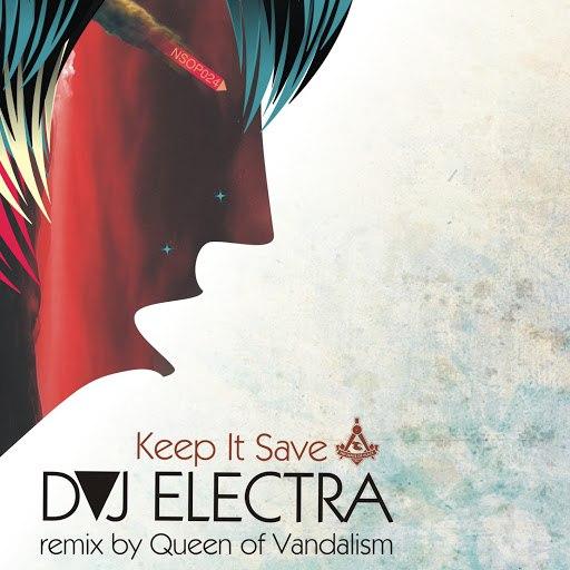 DVJ ELECTRA альбом Keep It Save
