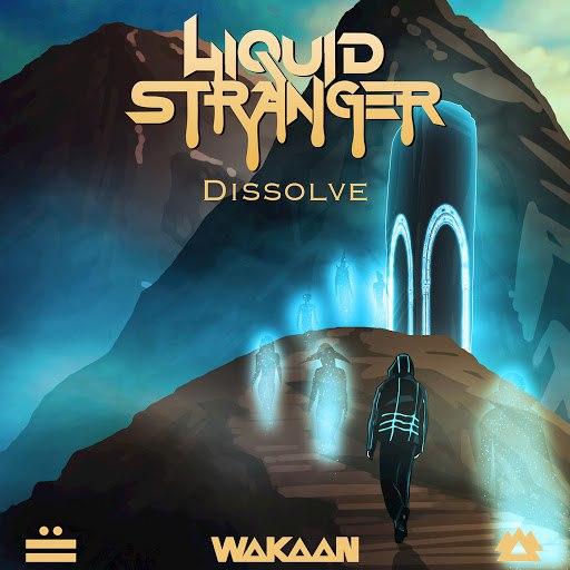 Liquid Stranger альбом Dissolve