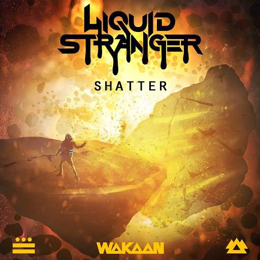 Liquid Stranger альбом Shatter