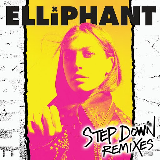 Elliphant альбом Step Down (Remixes)
