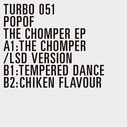 Popof альбом The Chomper EP