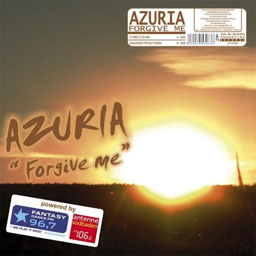 Azuria альбом Forgive Me