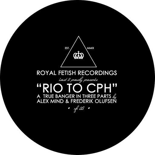Alex Mind альбом Rio to Cph