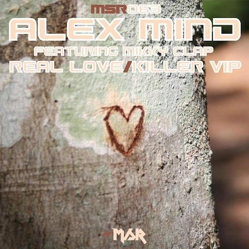 Alex Mind альбом Real Love/Killer VIP